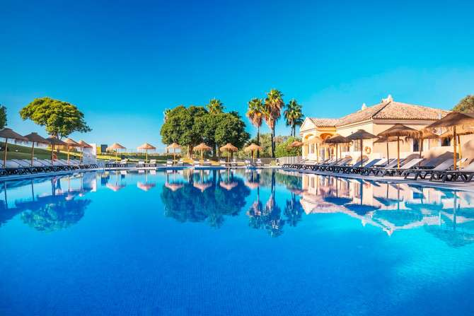 Barcelo Montecastillo Golf & Sports Hotel Jerez de la Frontera