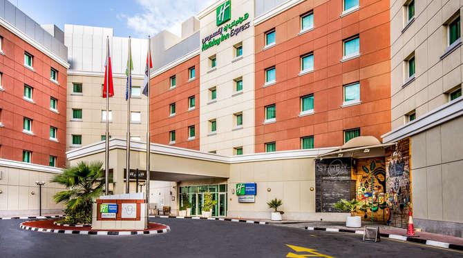 Holiday Inn Express Internet City Dubai