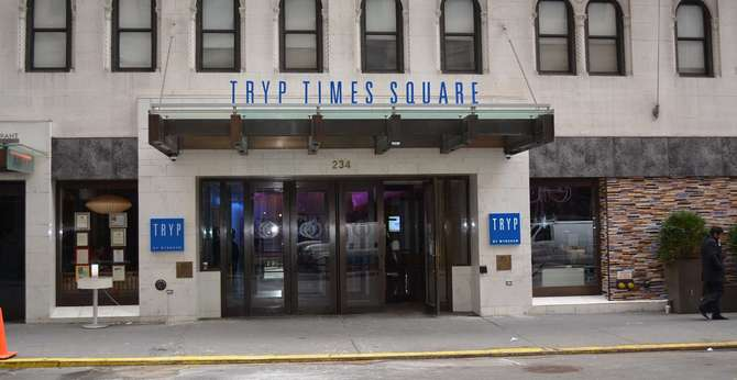 Tryp by Wyndham New York Times Square New York City