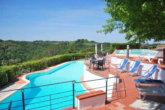 Appartementen Borgo La Casaccia Montaione