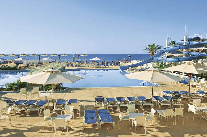 Hotel Samira Club Hammamet