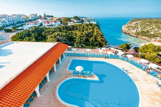 Hotel Playa Azul Cala'n Porter