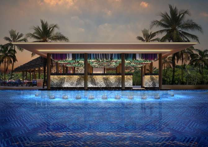 Hard Rock Hotel Maldives, 8 dagen