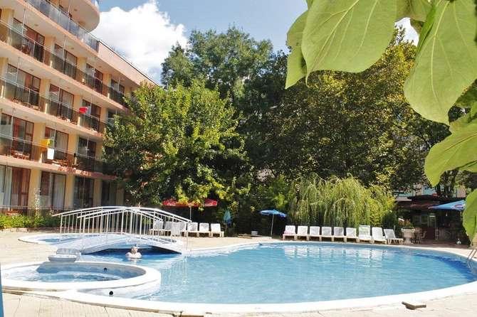 Jupiter Hotel Sunny Beach