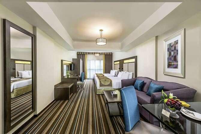 Savoy Central Hotel Dubai