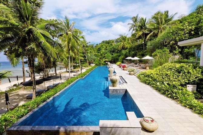 Trisara Bang Tao Beach