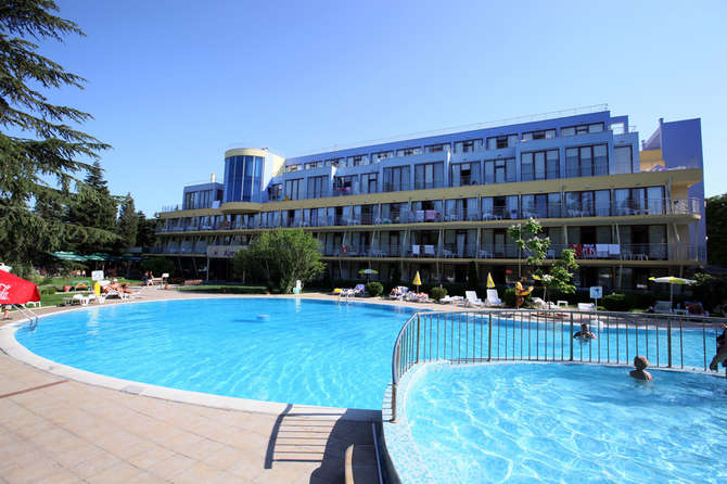 Hotel Koral Sv. Konstantin i Elena