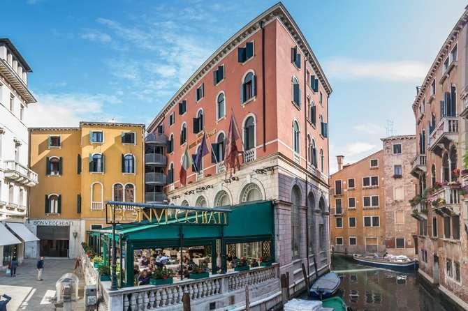 Hotel Bonvecchiati Venetië