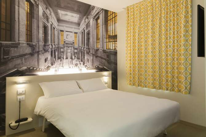 B&B Hotel Milano Central Station Milaan