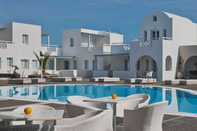 El Greco Resort & Spa Fira