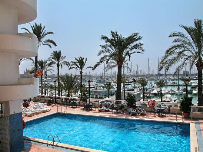 Tryp Palma Bellver Hotel Palma de Mallorca