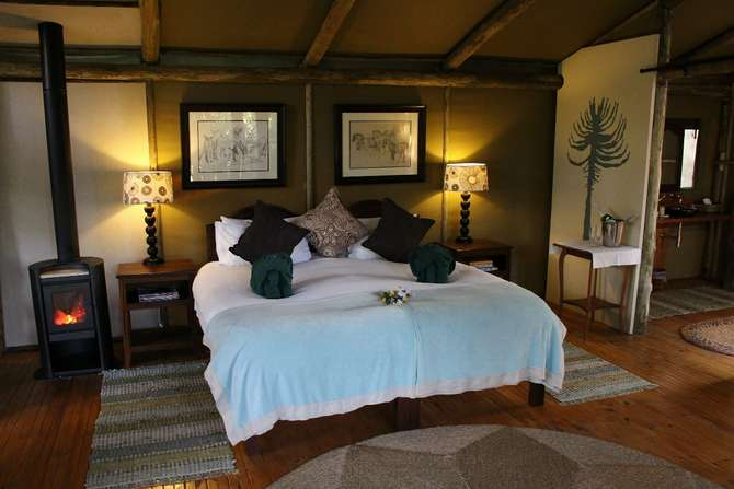 Sibuya Game Reserve Kenton