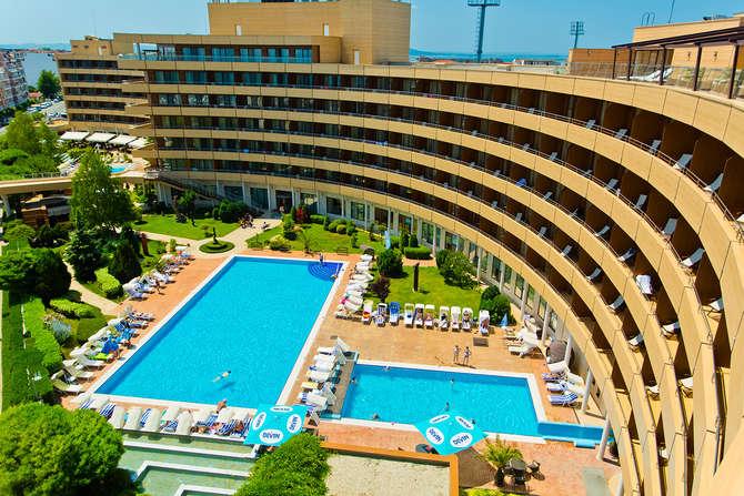 Grand Hotel Pomorie Pomorie