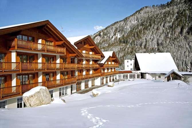Hotel Greif Corvara in Badia - Corvara