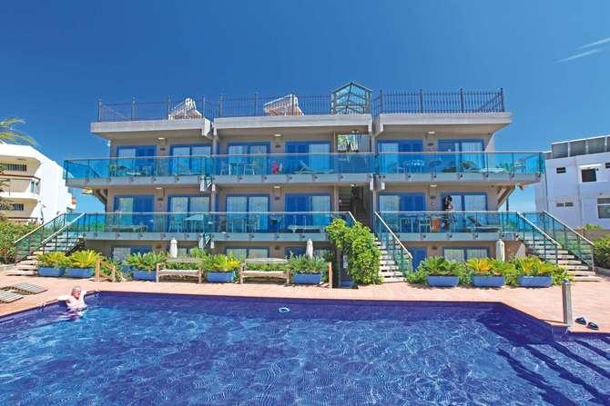 Tabaibas Appartementen Playa del Inglés