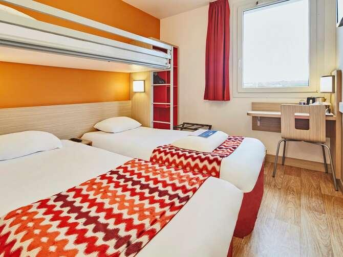 Hotel Kyriad Rouen Sud - Val De Reuil Val-de-Reuil