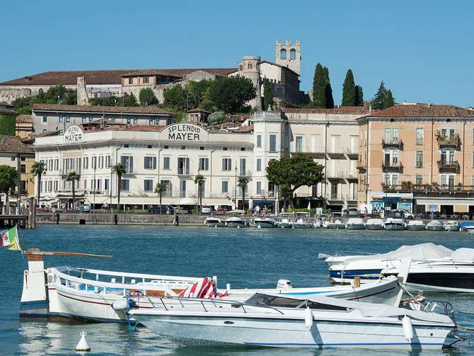 Hotel Mayer & Splendid Desenzano del Garda
