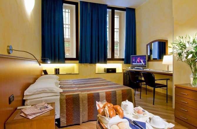Hotel Zurigo Milaan