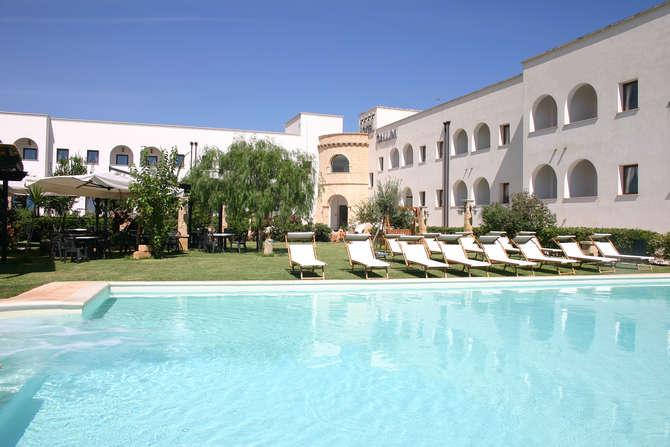 Hotel Montecallini Marina San Gregorio