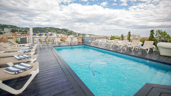 Best Western Cannes Riviera & Spa Cannes