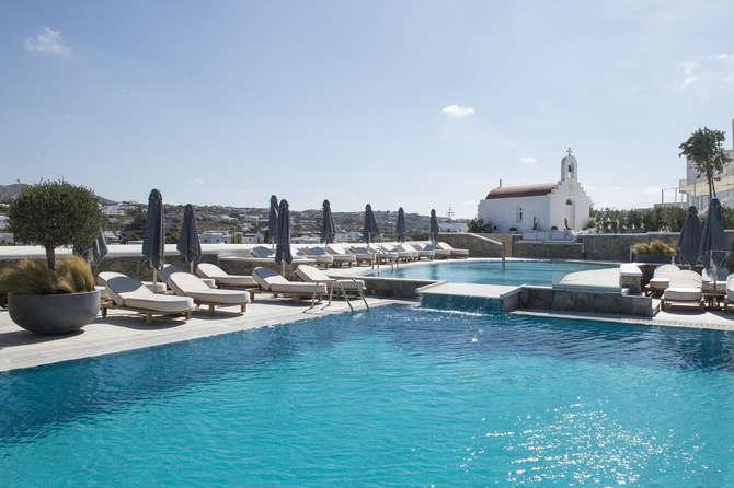 Myconian Kyma Design Hotel Mykonos-Stad