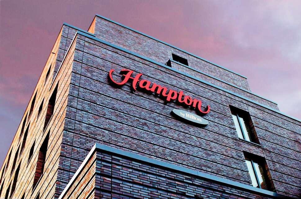 Hampton Berlin City West