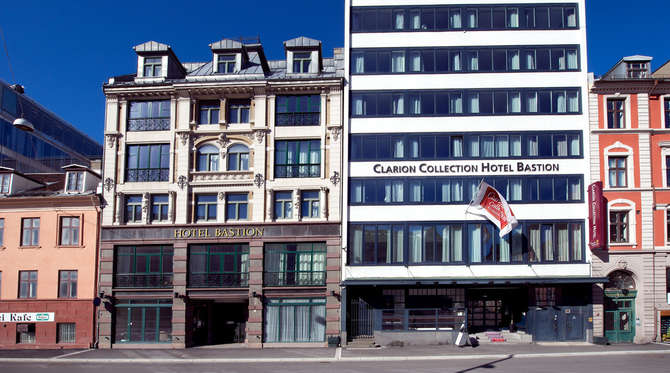Clarion Collection Hotel Bastion Oslo
