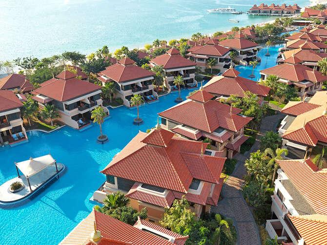 Anantara The Palm Dubai Resort Dubai