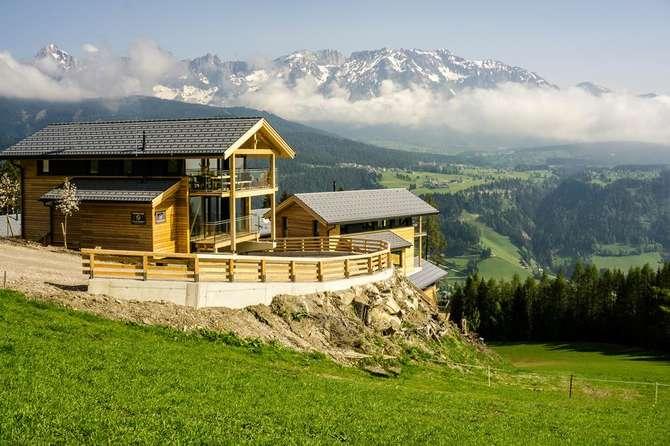 Alpenchalets Reiteralm Pichl