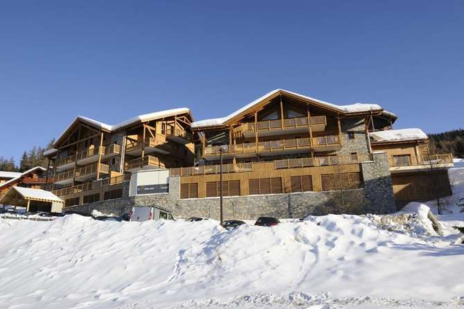 Residence L'Oree des Neiges Peisey-Vallandry