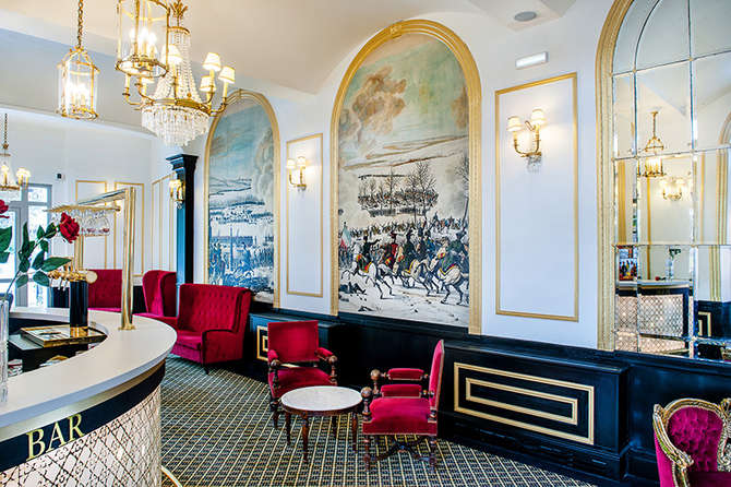 Grand Hotel Gallia & Londres Lourdes
