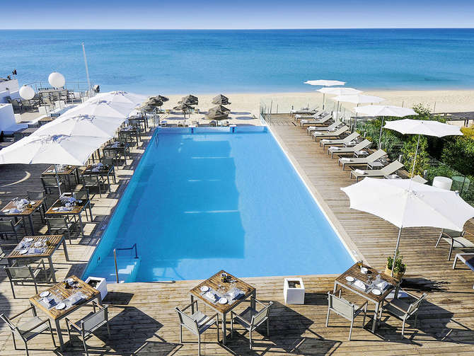 The Sindbad Hotel Hammamet