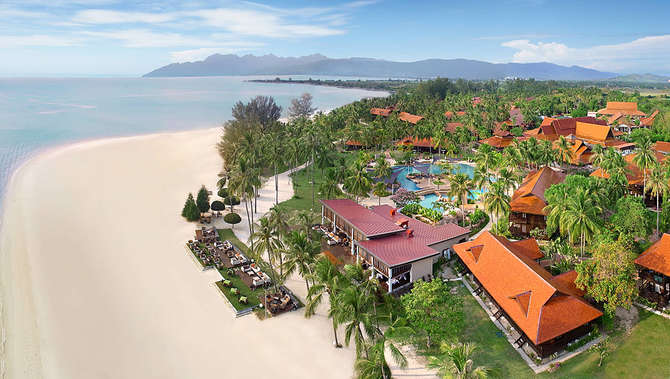 Meritus Pelangi Beach Resort & Spa Pantai Cenang