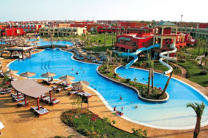 Coral Sea Holiday Village Red Sea Sharm el Sheikh