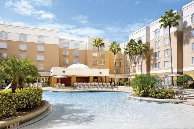 SpringHill Suites Orlando Lake Buena Vista Orlando