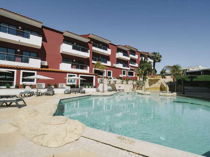 Topazio Mar Beach Hotel & Appartementen Albufeira