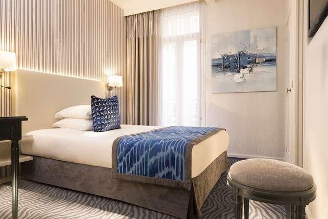 Hotel Victor Hugo Parijs
