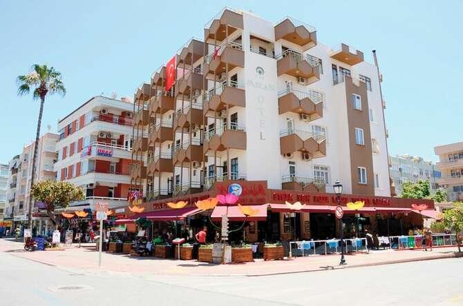 Aslan Hotel Alanya