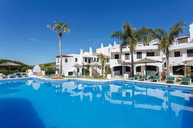 Carema Garden Village Playa Fornells