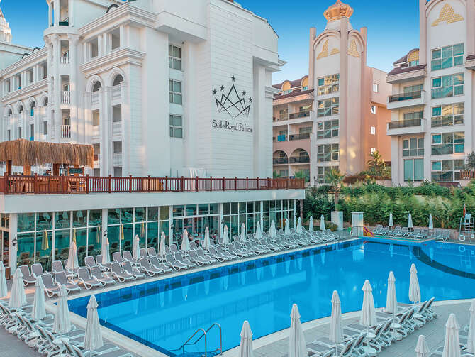 Side Royal Palace Hotel & Spa Side