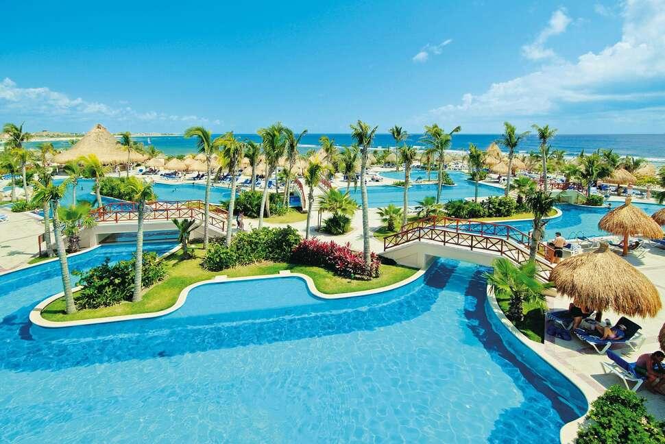 Luxury Bahia Principe Akumal, 8 dagen