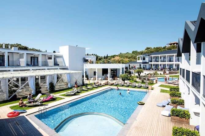 Aqua Bay Hotel Tsilivi