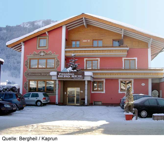 Pension Bergheil Kaprun