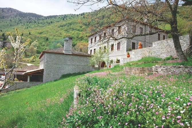 Hotel Driofillo Elati