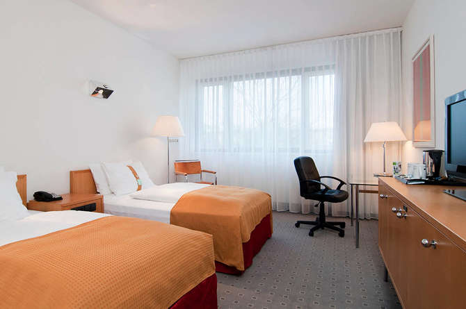 Holiday Inn Hotel Berlin City West Berlijn