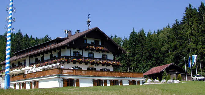 Hotel Am Sonnenbichl Bad Wiessee