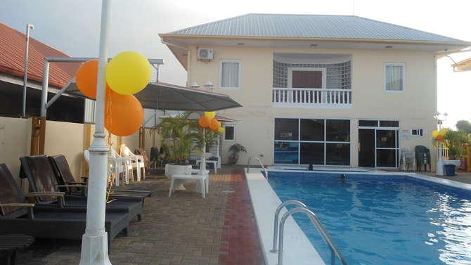 Appartementen Martinus Paramaribo