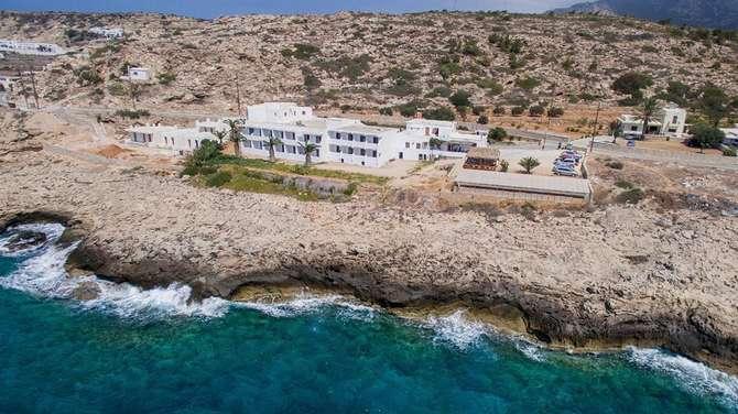 Hotel Krinos Lefkos