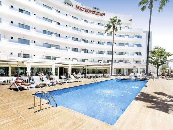 Hotel Metropolitan Playa Playa de Palma