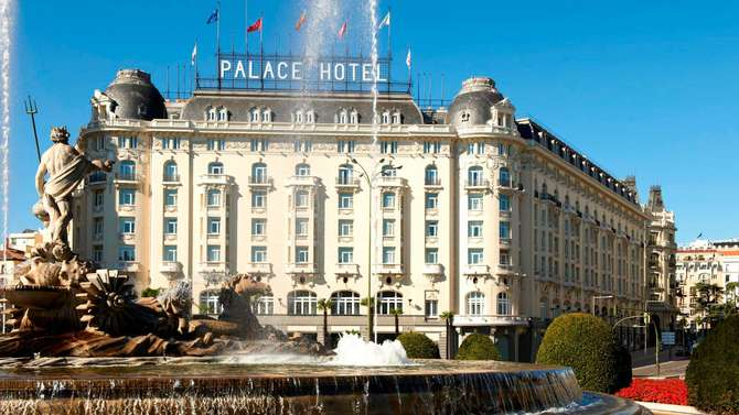 The Westin Palace Madrid Madrid